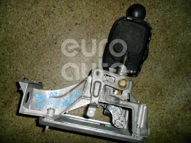 Кулиса КПП для VW Sharan 2000-2006 - Фото №1