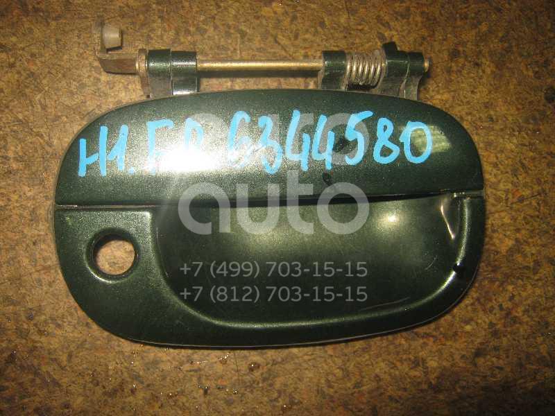 Ручка двери передней наружная правая для Hyundai Starex H1 1997-2007;H-200 1997> - Фото №1