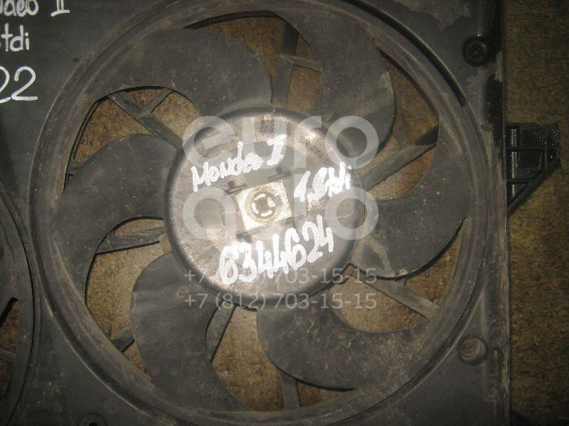 Вентилятор радиатора для Ford Mondeo II 1996-2000;Cougar 1998-2001 - Фото №1