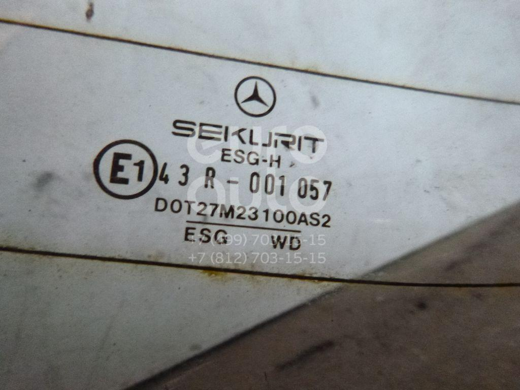 Стекло заднее для Mercedes Benz W201 1982-1993 - Фото №1