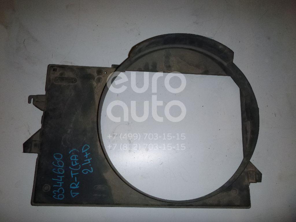 Диффузор вентилятора для Ford Transit [FA] 2000-2006 - Фото №1