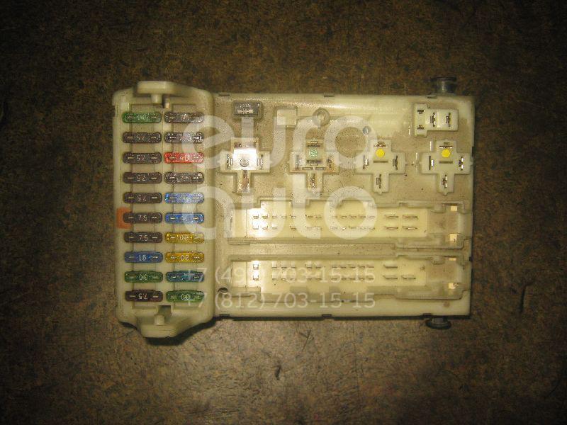 Блок предохранителей для Ford Mondeo II 1996-2000;Mondeo I 1993-1996 - Фото №1