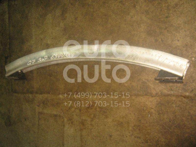 Усилитель заднего бампера для AUDI Q7 [4L] 2005-2015 - Фото №1