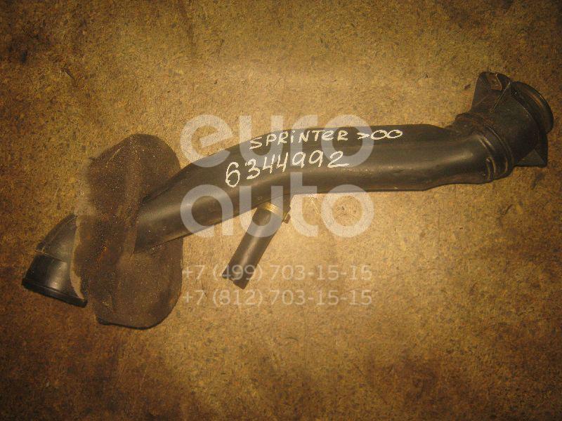 Горловина топливного бака для Mercedes Benz Sprinter (901-905)/Sprinter Classic (909) 1995-2006 - Фото №1