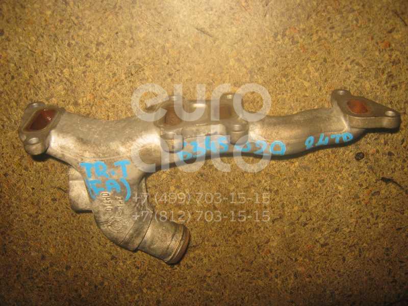 Фланец двигателя системы охлаждения для Ford Transit [FA] 2000-2006 - Фото №1