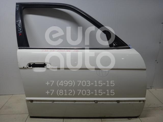 Дверь передняя правая для BMW 5-серия E34 1988-1995 - Фото №1