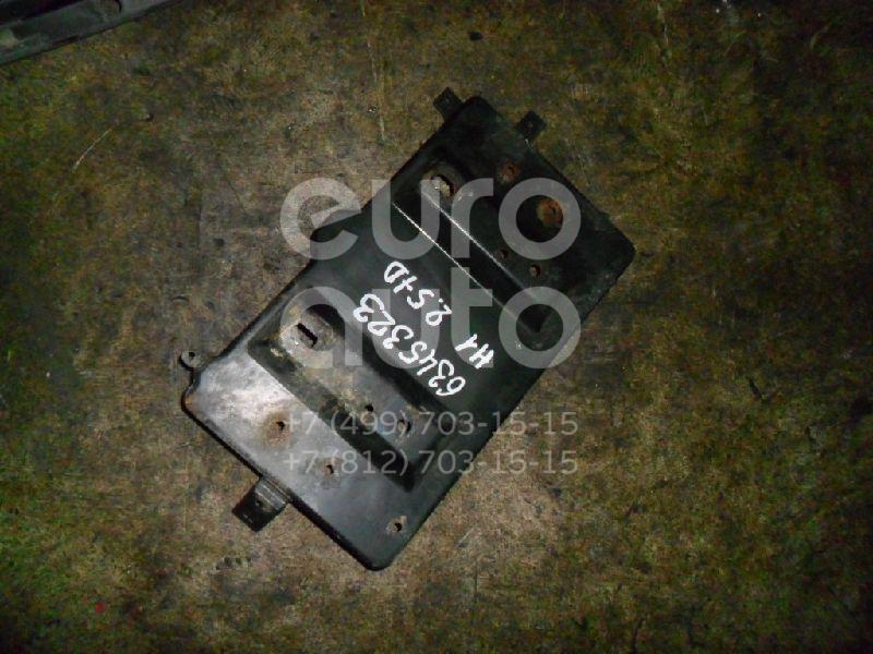 Крепление АКБ (корпус/подставка) для Hyundai Starex H1 1997-2007 - Фото №1