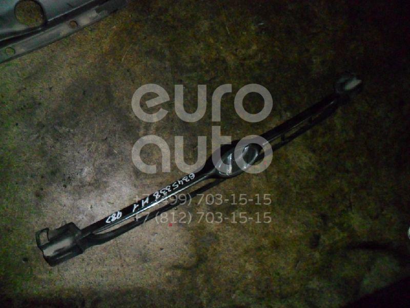 Решетка радиатора для Hyundai Starex H1 1997-2007 - Фото №1