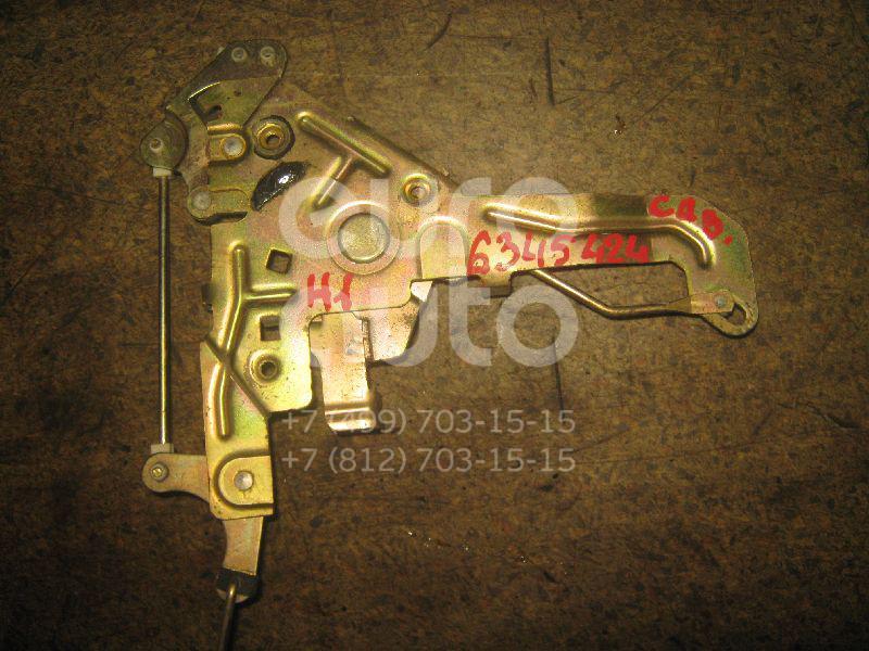 Замок двери сдвижной для Hyundai Starex H1 1997-2007 - Фото №1