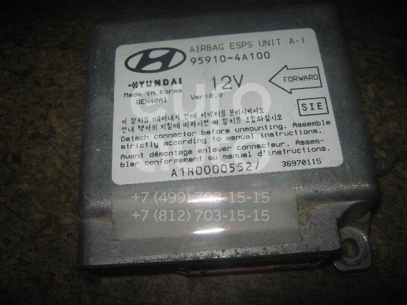 Блок управления AIR BAG для Hyundai Starex H1 1997-2007 - Фото №1