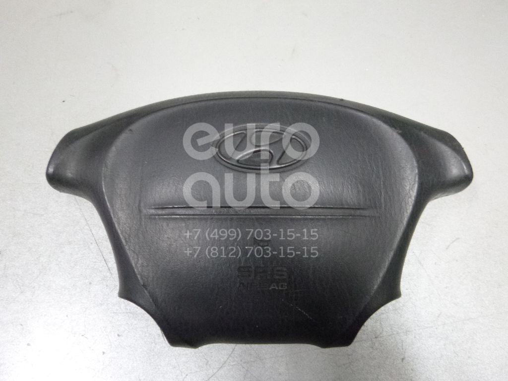 Подушка безопасности в рулевое колесо для Hyundai Starex H1 1997-2007 - Фото №1