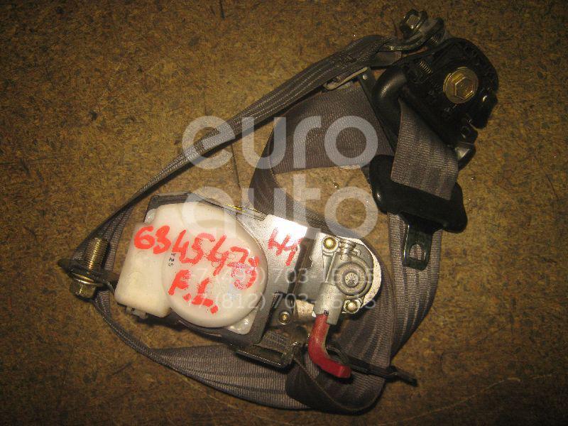 Ремень безопасности с пиропатроном для Hyundai Starex H1 1997-2007 - Фото №1