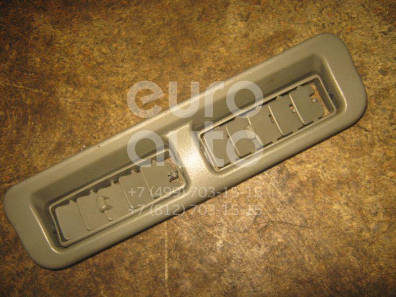 Дефлектор воздушный для Hyundai Starex H1 1997-2007 - Фото №1