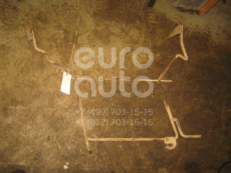 Кронштейн крепления запасного колеса для Hyundai Starex H1 1997-2007 - Фото №1