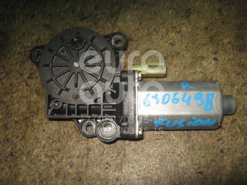 Моторчик стеклоподъемника для Ford Fusion 2002-2012;Fiesta 2001-2008 - Фото №1