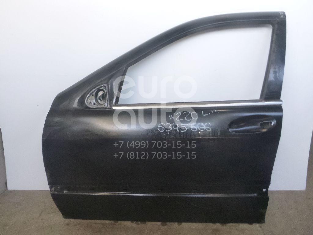 Дверь передняя левая для Mercedes Benz W220 1998-2005 - Фото №1