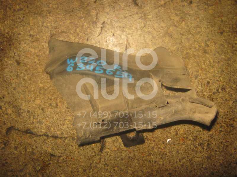 Кронштейн (сопут. товар) для Mercedes Benz W220 1998-2005 - Фото №1