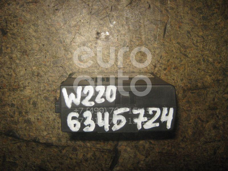 Блок электронный для Mercedes Benz W220 1998-2005;W140 1991-1999;W210 E-Klasse 1995-2000;G-Class W463 1989>;W215 coupe 1999-2006;W203 2000-2006;W219 CLS 2004-2010;W211 E-Klasse 2002-2009 - Фото №1