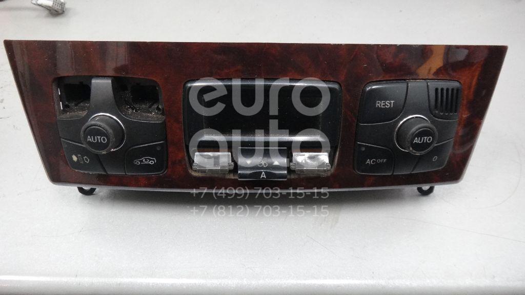 Блок управления климатической установкой для Mercedes Benz W220 1998-2005 - Фото №1