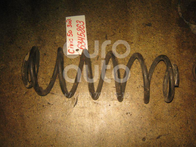 Пружина задняя для Honda Civic 5D 2006-2012 - Фото №1