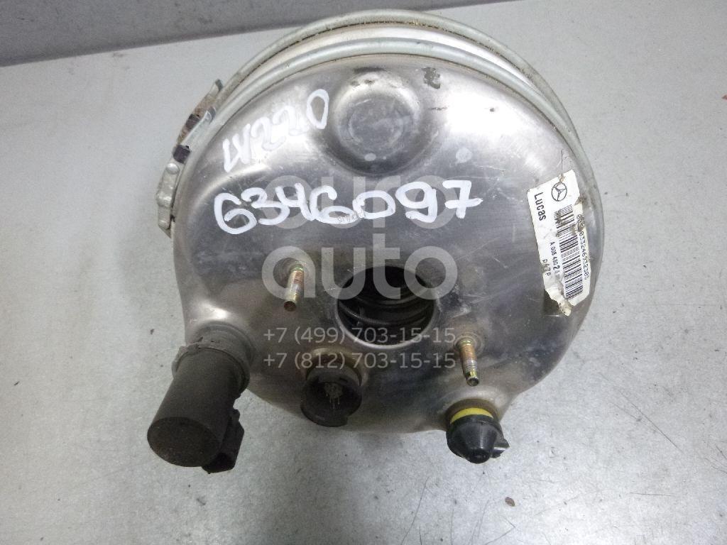 Усилитель тормозов вакуумный для Mercedes Benz W220 1998-2005;W215 coupe 1999-2006 - Фото №1
