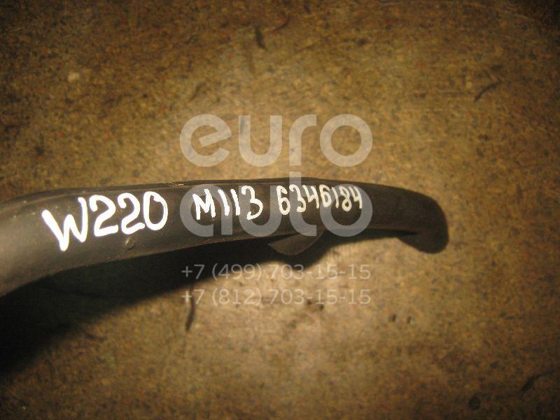 Трубка картерных газов для Mercedes Benz W220 1998-2005 - Фото №1