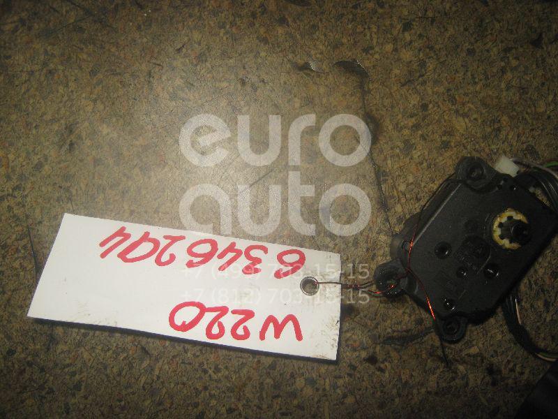 Моторчик заслонки отопителя для Mercedes Benz W220 1998-2005 - Фото №1
