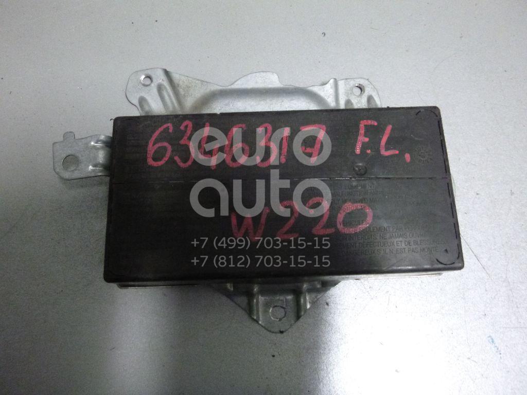 Подушка безопасности в дверь для Mercedes Benz W220 1998-2005 - Фото №1
