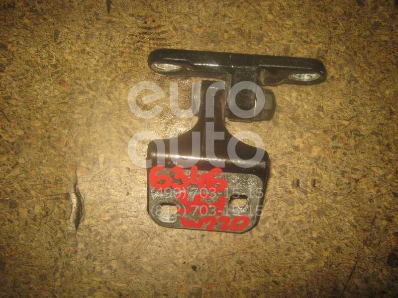 Петля двери задней левой нижняя для Mercedes Benz W220 1998-2005 - Фото №1