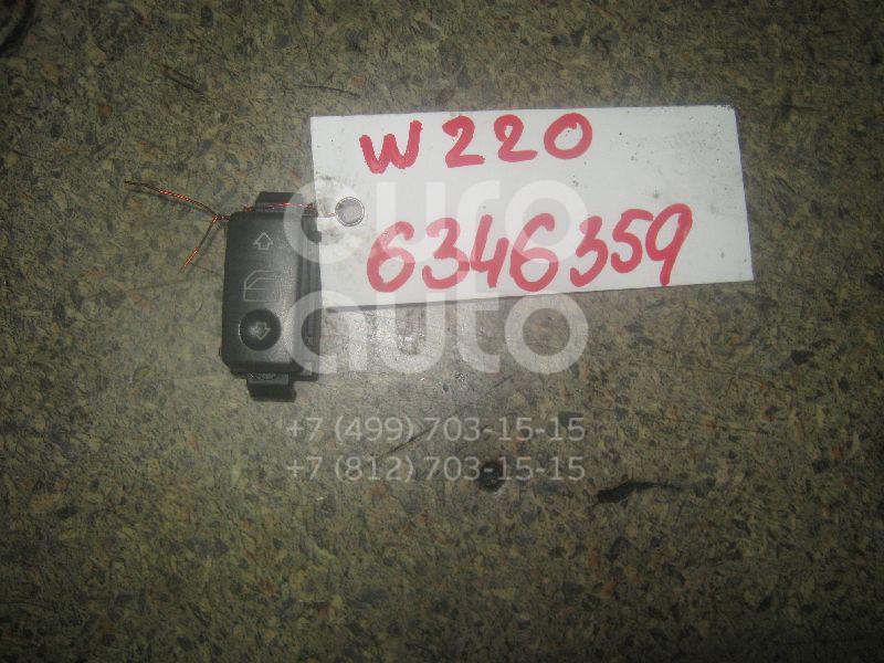 Кнопка стеклоподъемника для Mercedes Benz W220 1998-2005;W215 coupe 1999-2006 - Фото №1