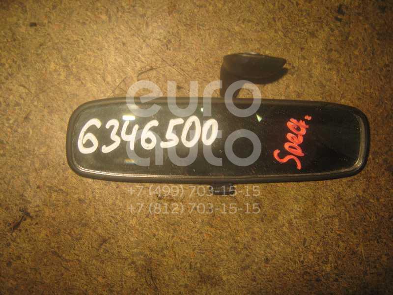 Зеркало заднего вида для Kia Spectra 2001-2011;Sportage 1994-2004;Carnival 1999-2005;RIO 2000-2004;Sephia/Shuma 1996-2001;Sephia II/Shuma II 2001-2004;Carens 2002-2006 - Фото №1