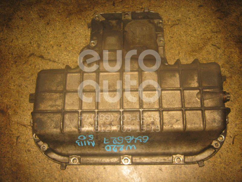 Поддон масляный двигателя для Mercedes Benz W220 1998-2005 - Фото №1