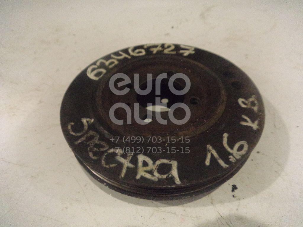Шкив коленвала для Kia Spectra 2001-2011;RIO 2000-2004 - Фото №1