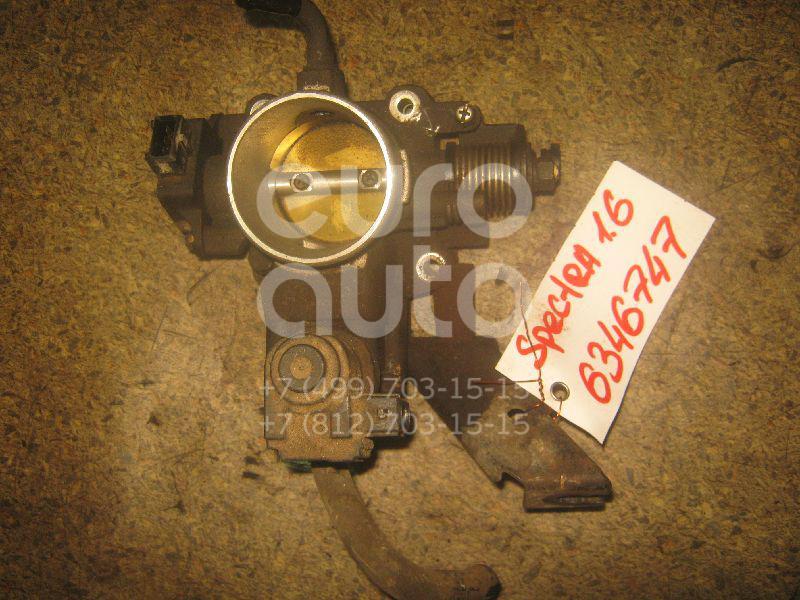 Заслонка дроссельная механическая для Kia Spectra 2001-2011 - Фото №1