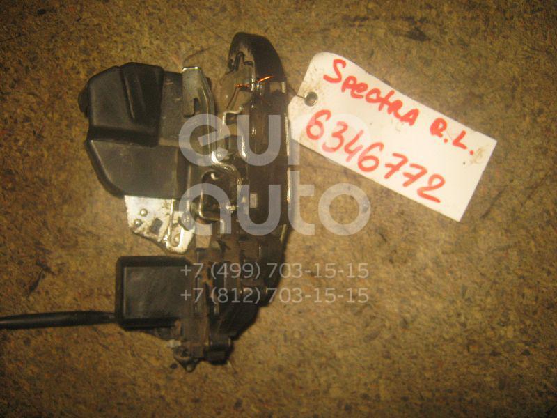 Замок двери задней левой для Kia Spectra 2001-2011;Sephia II/Shuma II 2001-2004 - Фото №1
