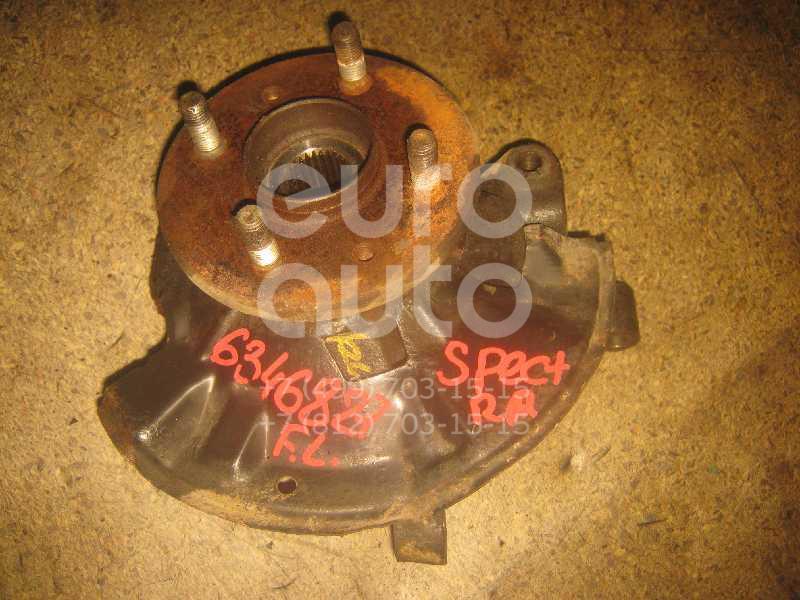 Кулак поворотный передний левый для Kia Spectra 2001-2011;Sephia II/Shuma II 2001-2004;Carens 2000-2002 - Фото №1