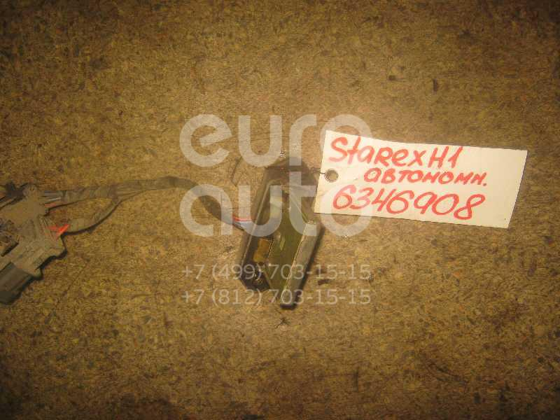 Резистор отопителя для Hyundai Starex H1 1997-2007 - Фото №1