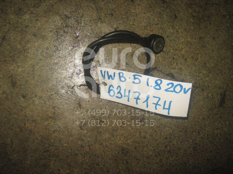 Датчик детонации для Audi Passat [B5] 1996-2000;80/90 [B3] 1986-1991;100 [C4] 1991-1994;A4 [B5] 1994-2000;A6 [C4] 1994-1997;A8 1994-1998;Golf II/Jetta II 1983-1992;Golf III/Vento 1991-1997;Passat [B3] 1988-1993 - Фото №1