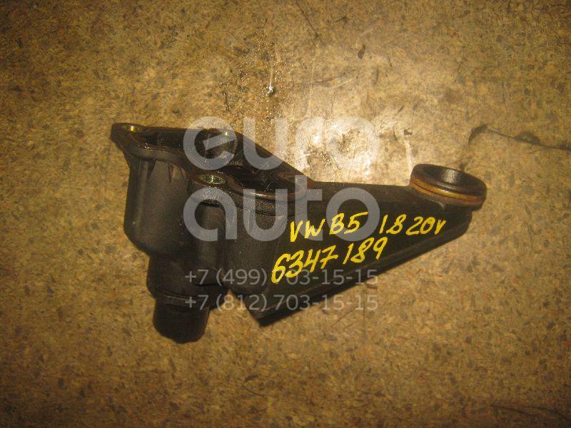 Тройник вентиляции картерных газов для VW,Audi Passat [B5] 1996-2000;A4 [B5] 1994-2000;A6 [C5] 1997-2004 - Фото №1