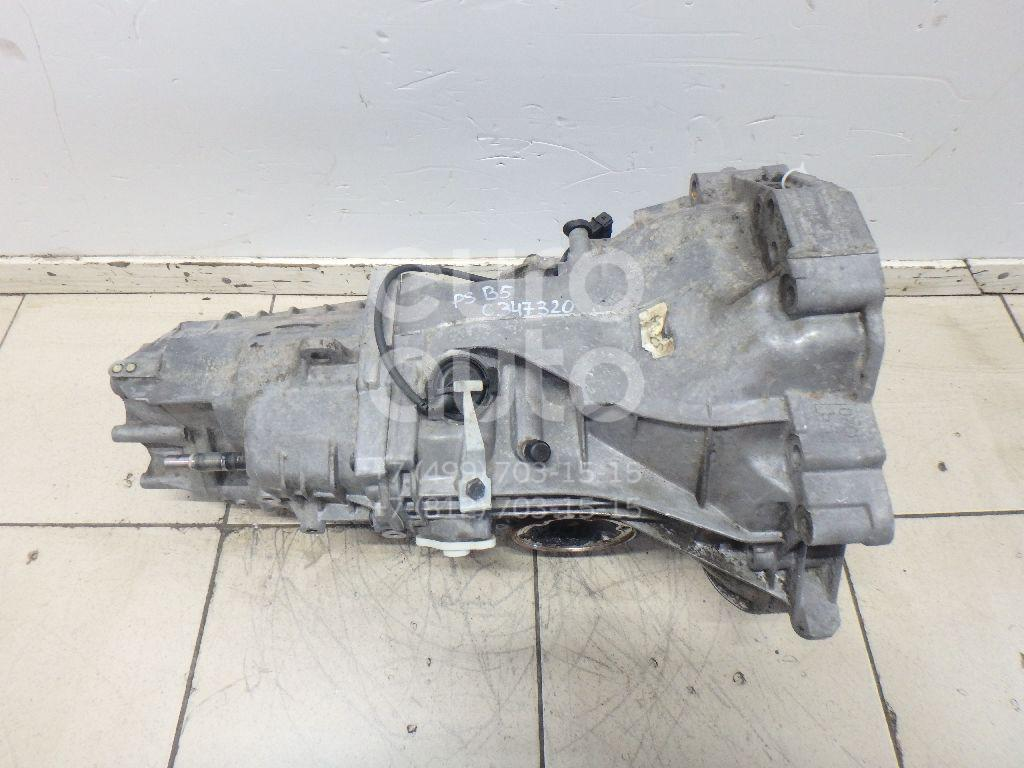 МКПП (механическая коробка переключения передач) для VW Passat [B5] 1996-2000 - Фото №1