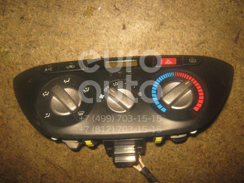 Блок управления отопителем для Toyota RAV 4 2000-2005 - Фото №1
