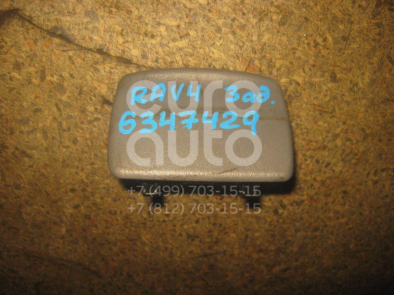 Пепельница задняя (в консоль) для Toyota RAV 4 2000-2005 - Фото №1