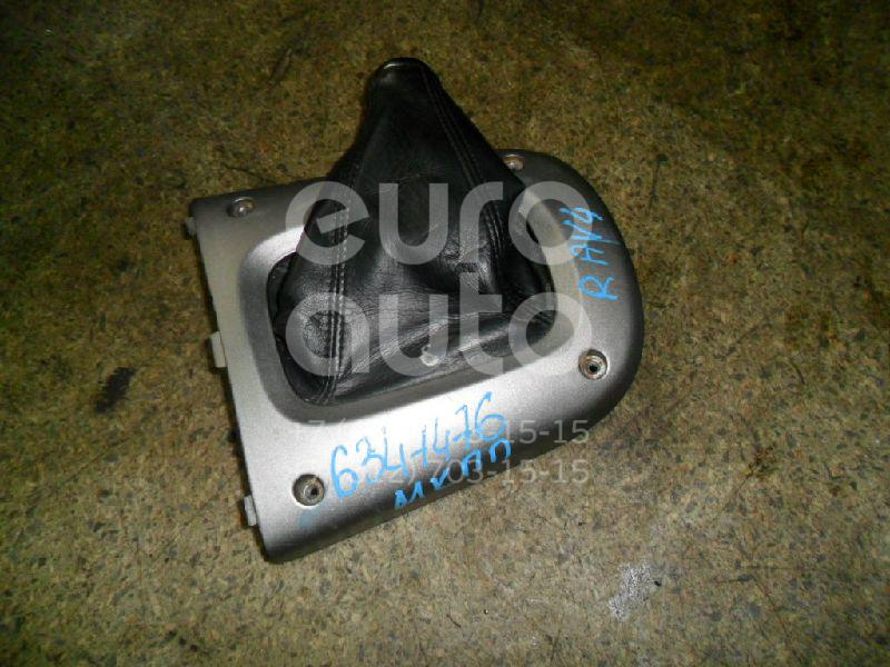 Чехол кулисы для Toyota RAV 4 2000-2005 - Фото №1