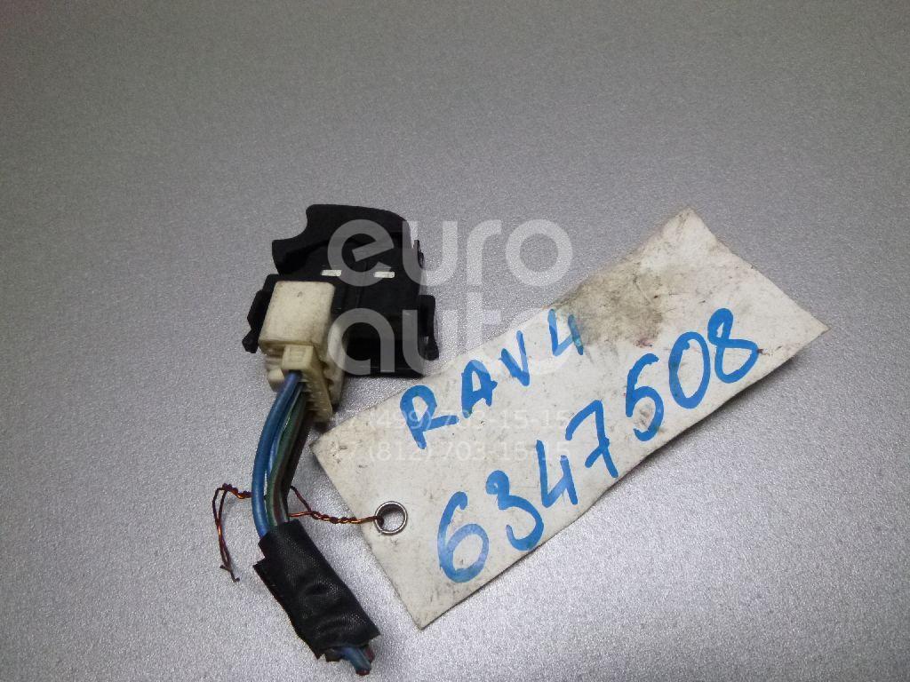 Кнопка стеклоподъемника для Toyota RAV 4 2000-2005;Echo 1999-2005;RAV 4 1994-2000;Corolla E10 1992-1997;Camry XV30 2001-2006;Gaia 1998-2003;Yaris 1999-2005;Picnic (XM10) 1996-2001;Camry XV20 1996-2001;Corolla E11 1997-2001 - Фото №1