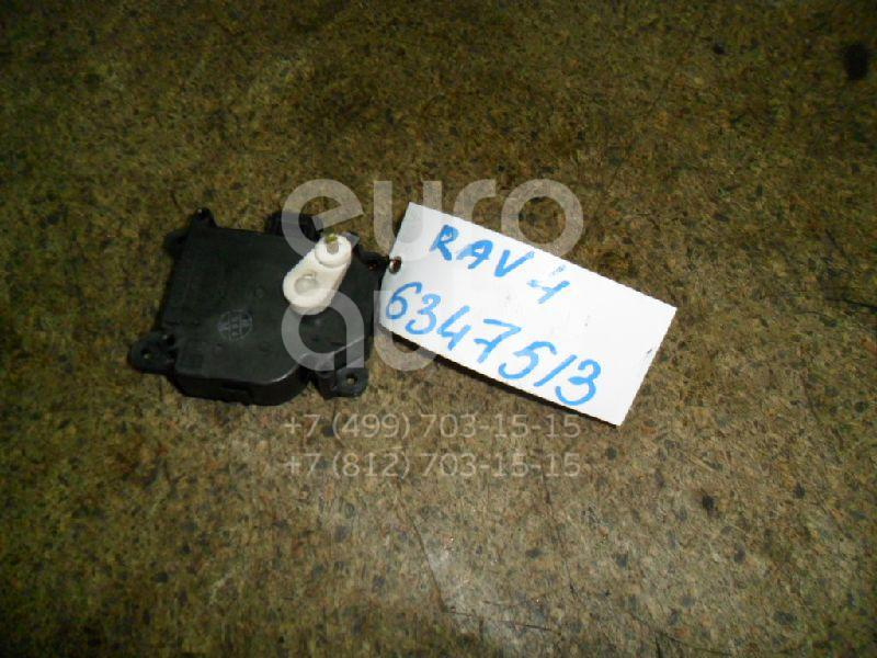 Моторчик заслонки отопителя для Toyota RAV 4 2000-2005 - Фото №1