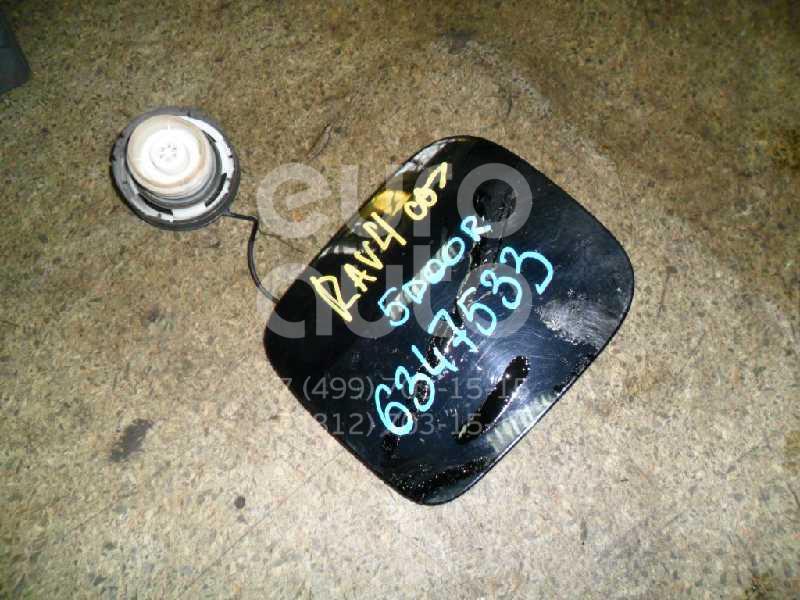 Лючок бензобака для Toyota RAV 4 2000-2005 - Фото №1