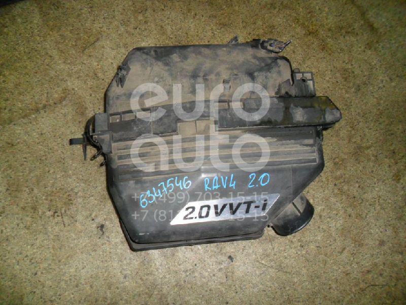 Корпус воздушного фильтра для Toyota RAV 4 2000-2005 - Фото №1