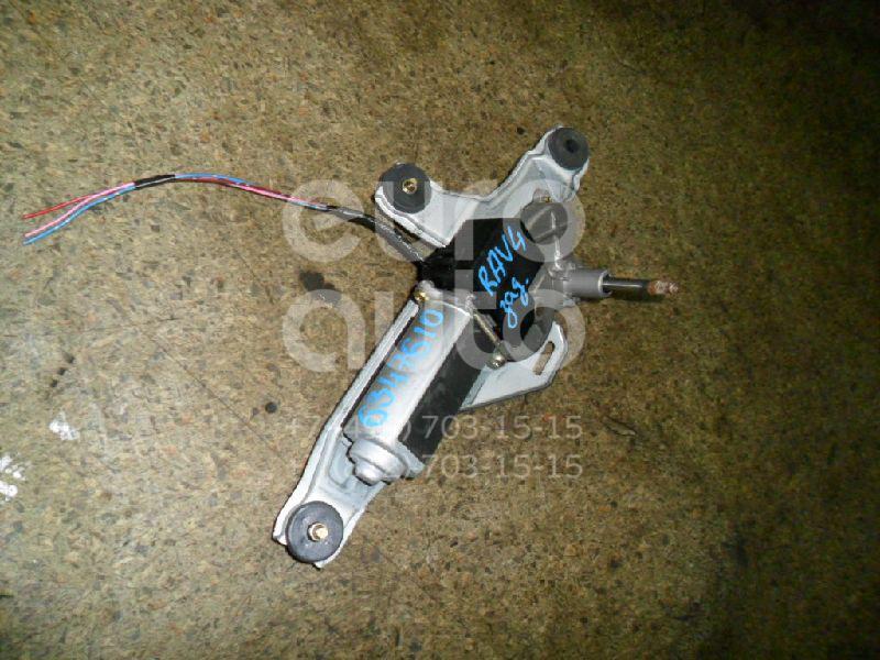 Моторчик стеклоочистителя задний для Toyota RAV 4 2000-2005 - Фото №1
