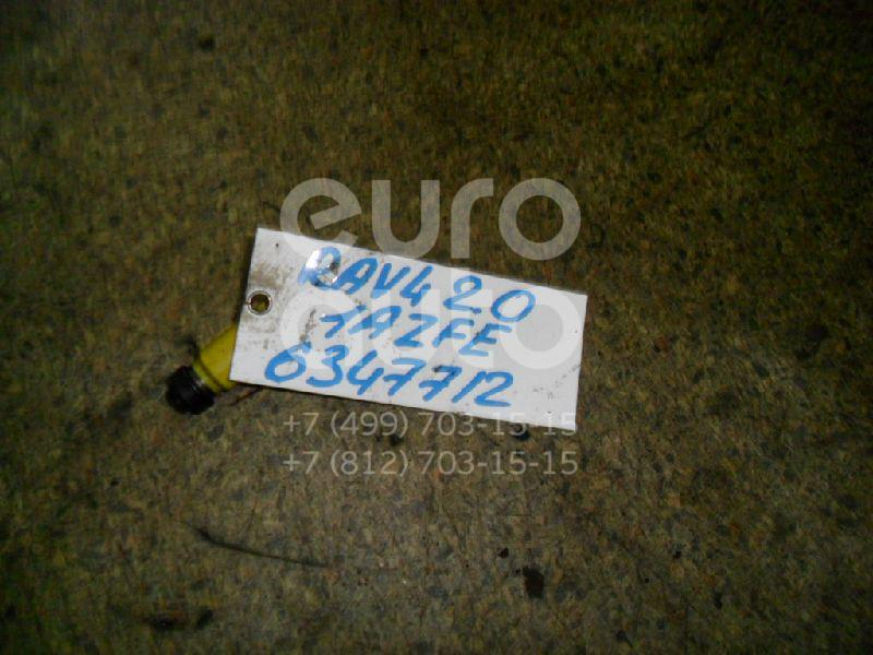 Форсунка инжекторная электрическая для Toyota RAV 4 2000-2005;Avensis II 2003-2008;Camry V30 2001-2006;Avensis Verso (M20) 2001-2009 - Фото №1