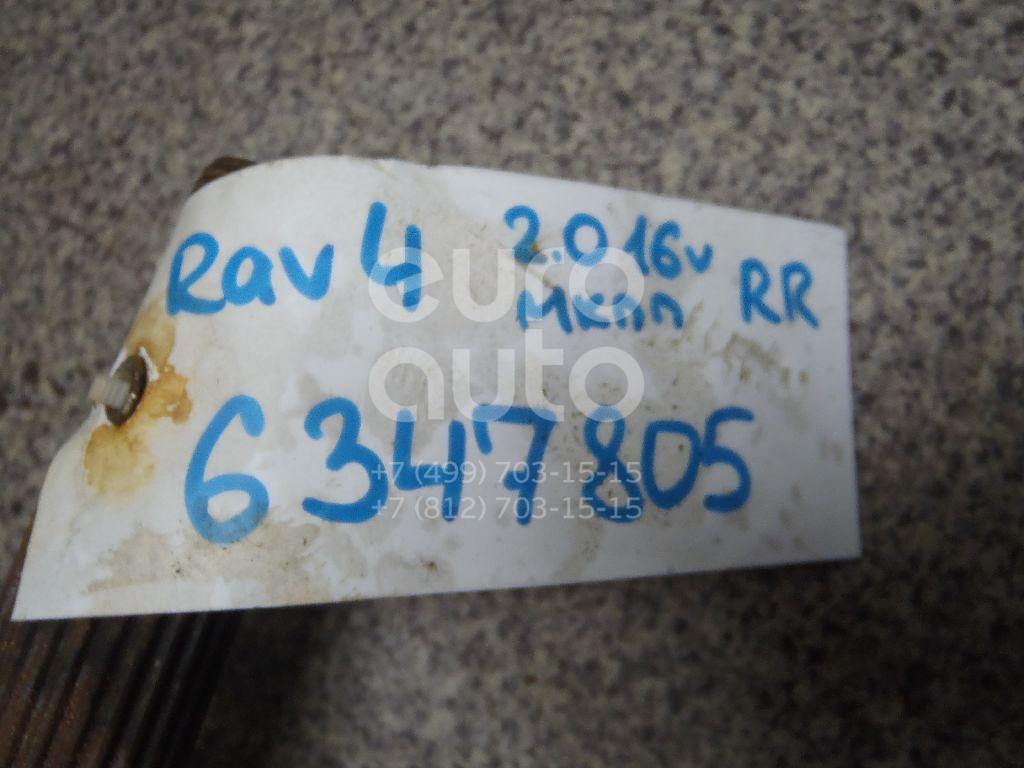Полуось задняя правая для Toyota RAV 4 2000-2005 - Фото №1